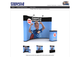 pinnacledisplays.com