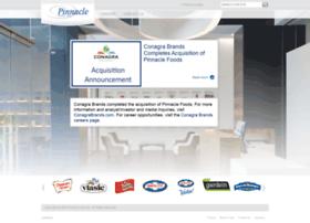 pinnaclefoodscorp.com