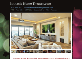 pinnaclehometheater.com