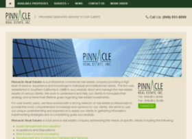 pinnaclere.com