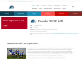 pinnaclesfc.com