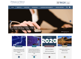 pinnaclewest.com