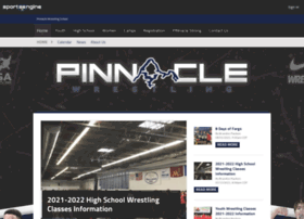 pinnaclewrestlingschool.com
