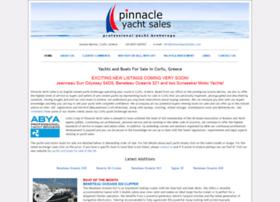pinnacleyachtsales.com