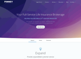 pinneyinsurance.com