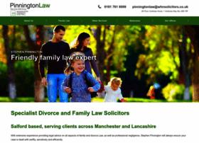 pinningtonlaw.co.uk