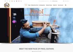 pinolguitars.com