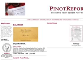 pinotreport.com
