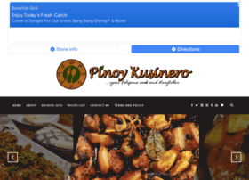 pinoykusinero.com