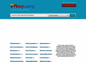 pinoylisting.com