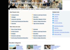 pinoyschoolreviews.com