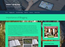 pinoytopblogs.com