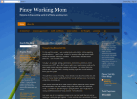 pinoyworkingmom.blogspot.com