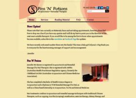 pinsnpotions.com.au