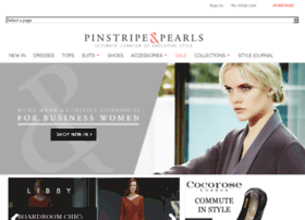 pinstripeandpearls.com