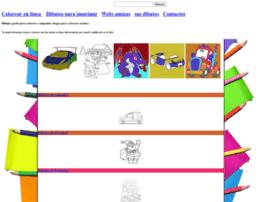 pintar-colorear-dibujos.com