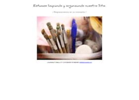 pinturaentela.com