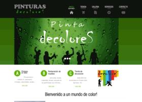 pinturasdecolores.es