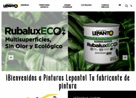 pinturaslepanto.com