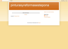 pinturasyreformasestepona.blogspot.com