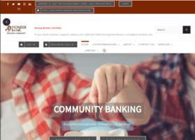 pioneerbnk.com