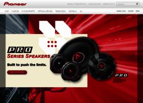 pioneerelectronics.com