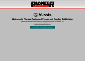 pioneerequipment.com
