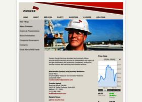 pioneeres.investorroom.com