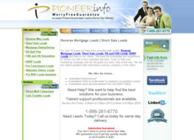 pioneerinfo.net