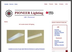 pioneerlighting.com