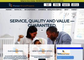 pioneeroilandpropane.com