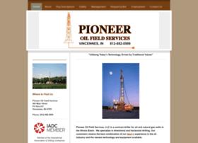 pioneeroilfieldservices.net
