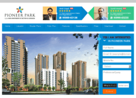 pioneerparkgurgaon.net.in