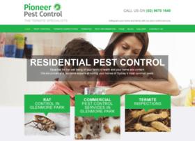 pioneerpestcontrol.com.au