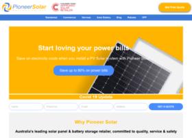 pioneersolar.com.au