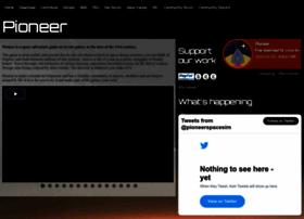pioneerspacesim.net