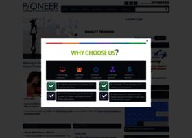 pioneertraining.org