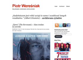 piotrweresniak.com
