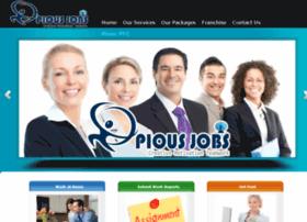 pious-jobs.com