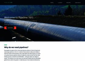 pipeline101.com