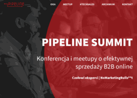 pipelinesummit.com