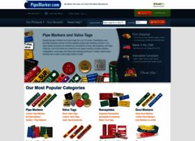 pipemarker.com
