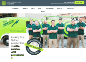 pipeperfection.com.au