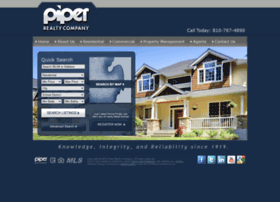piperrealtycompany.com
