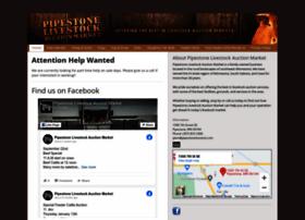 pipestonelivestock.com