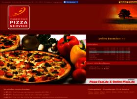Pipis-pizza-pinneberg.de