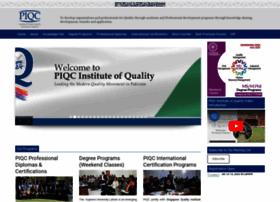 piqc.edu.pk