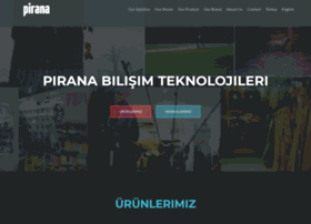 pirana.com.tr