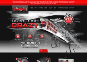 piranafishinglures.com