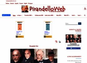 pirandelloweb.com